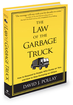 The Law of the Garbage Truck Book Cover